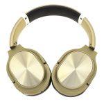 [UN-100] Cascos Auriculares Inalámbricos De Estéreo BT4.2 De 200mAh - Oro 22