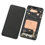 Pantalla Completa LCD Y Táctil Con Marco para LG V30 (LG-H930) - Negro
