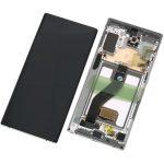 Pantalla Completa LCD Y Táctil Original para Samsung Galaxy Note 10 Plus N975F - Plata