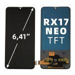 Pantalla Completa LCD Y Táctil para OPPO RX17 Neo - Negro TFT Compatible (6,41 Pulgadas)