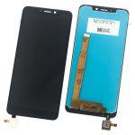 Pantalla Completa LCD Y Táctil para Vodafone Smart N10 VDF630 - Negro