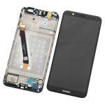 Pantalla Completa Original LCD Y Táctil para Huawei P Smart - Negro (Service Pack) Sin Batería