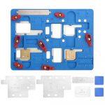 Fijador Avanzada De Placa iPhone para Reparación De Placa Reballing K20 Marca MIJINGKEJI para iPhone X XS XS Max