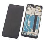 Pantalla Completa LCD Y Táctil Con Marco para Alcatel 1S 2020 (5028) - Negro