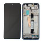 Pantalla Completa LCD Y Táctil Con Marco para Xiaomi Poco X3 - Azul