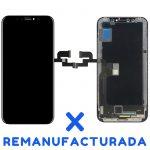 Pantalla Completa LCD Y Táctil para iPhone X - Negro Original Remanufacturada