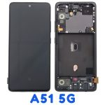 Pantalla Completa Original LCD Y Táctil para Samsung Galaxy A51 (5G) 2020 A516F - Negro