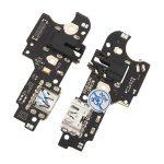 Placa De Conector De Carga Micro USB Con Micrófono Y Jack De Audio para Oppo Realme 5 (RMX1911)