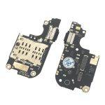 Placa De Conector De Carga USB Tipo-C Con Micrófono Y Lector SIM para Xaiomi Mi10 Lite