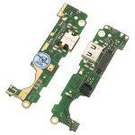 Placa De Conector De Carga USB Tipo-C Con Micrófono para Sony Xperia XA2 Ultra (H3213 H3223 H4213 H4233)