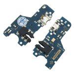Placa De Conector De Carga Micro USB Con Micrófono Y Jack De Audio para Huawei Y6p 2020