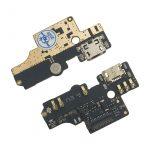 Placa De Conector De Carga Micro USB Con Micrófono para Alcatel 1S (2019) 5024