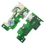 Placa De Conector De Carga Micro USB Con Micrófono para Alcatel 3 5052D 5052Y
