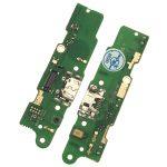 Placa De Conector De Carga Micro USB Con Micrófono para Moto E5 Play