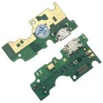 Placa De Conector De Carga Micro USB Con Micrófono para Vodafone Smart N9 VFD720