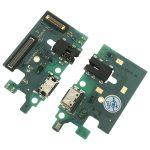 Placa De Conector De Carga USB Tipo-C Con Micrófono Y Jack De Audio para Samsung Galaxy M31s 2020 M317F