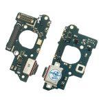 Placa De Conector De Carga USB Tipo-C Con Micrófono Y Jack De Audio para Samsung Galaxy S20 FE 5G G781F