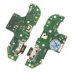 Placa De Conector De Carga USB Tipo-C Con Micrófono para Moto G8 Play