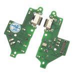 Placa De Conector De Carga USB Tipo-C Con Micrófono para Moto One Vision