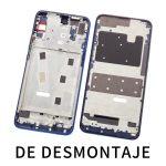 Carcasa Frontal De LCD para Huawei P Smart Z - Azul De Desmontaje
