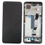 Pantalla Completa LCD Y Táctil Con Marco para Xiaomi Mi10T - Negro