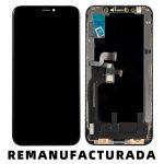 Pantalla Completa LCD Y Táctil para iPhone Xs - Negro Remanufacturada