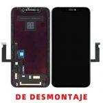 Pantalla Completa Original LCD Y Táctil para iPhone XR - Negro De Desmontaje