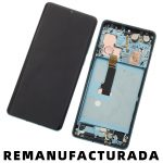 Pantalla Completa LCD Y Táctil Con Marco para Huawei P30 Pro – Aurora Remanufacturada