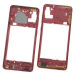 Carcasa Frontal De LCD para Samsung Galaxy A21s (2020) A217F - Rojo