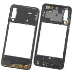 Carcasa Frontal De LCD para Samsung Galaxy A30s (2019) A307F - Negro