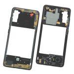 Carcasa Frontal De LCD para Samsung Galaxy A41 (2020) A415F - Negro