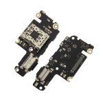 Placa De Conector De Carga USB Tipo-C Con Lector De Tarjeta SIM para Xiaomi Mi10T