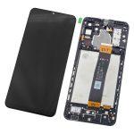 Pantalla Completa LCD Y Táctil Original Con Marco para Samsung Galaxy A32 5G (2021) A326B – Negro
