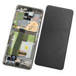 Pantalla Completa LCD Y Táctil Original para Samsung Galaxy S20 Ultra 5G G988B – Blanco