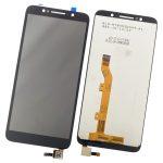 Pantalla Completa LCD Y Táctil para Alcatel 1C (2019) 5009D - Negro