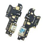 Placa De Conector De Carga Micro USB Con Micrófono Y Jack De Audio para Oppo Realme C3 (RMX2020)