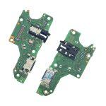 Placa De Conector De Carga USB Tipo-C Con Micrófono Y Jack De Audio para Huawei P Smart 2021