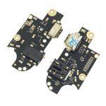 Placa De Conector De Carga USB Tipo-C Con Micrófono Y Jack De Audio para Moto G 5G Plus (XT2075)