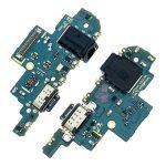 Placa De Conector De Carga USB Tipo-C Con Micrófono Y Jack De Audio para Samsung Galaxy A52 5G (2021) A526B