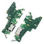 Placa De Conector De Carga USB Tipo-C Con Micrófono para Huawei Honor 20 Nova 5T