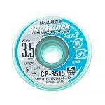 Cinta De Desoldar Goot Wick CP-3515 3.5mm 1.5m