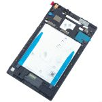 Pantalla Completa Con Marco LCD Y Táctil para Lenovo TAB 4 (2017) 8 Pulgadas TB-8504F - Negro