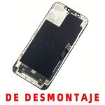 Pantalla Completa LCD Y Táctil para iPhone 12 Pro Max – Negro De Desmontaje
