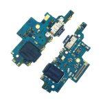 Placa De Conector De Carga USB Tipo-C Con Micrófono Y Jack De Audio para Samsung Galaxy A72 5G (2021) A726B