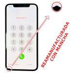 [RM004] Pantalla Completa LCD Y Táctil para iPhone 11 Pro – Negro Remanufacturada Con Mancha