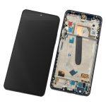 Pantalla Completa LCD Y Táctil Con Marco para Xiaomi Poco F3 5G – Negro
