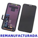 Pantalla Completa LCD Y Táctil para iPhone 11 – Negro Remanufacturada