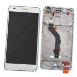Pantalla Completa Original LCD Y Táctil para Honor 5C - Blanco (Service Pack) Sin Batería