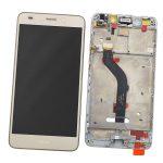 Pantalla Completa Original LCD Y Táctil para Honor 5C – Oro (Service Pack) Sin Batería