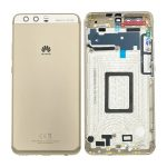 Tapa Trasera Original para Huawei P10 Plus – Oro